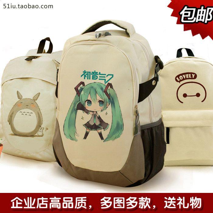 Аниме рюкзак/кошелек/сумка Oh Oh  Vocaloid