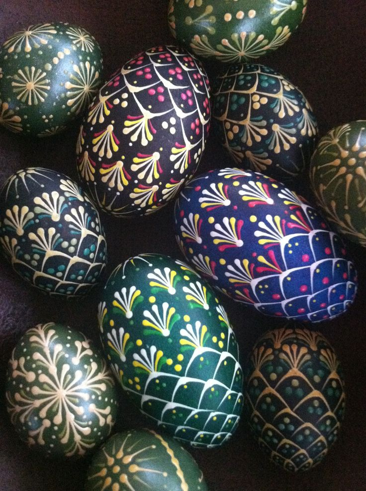 Pin Drop Eggs!!!