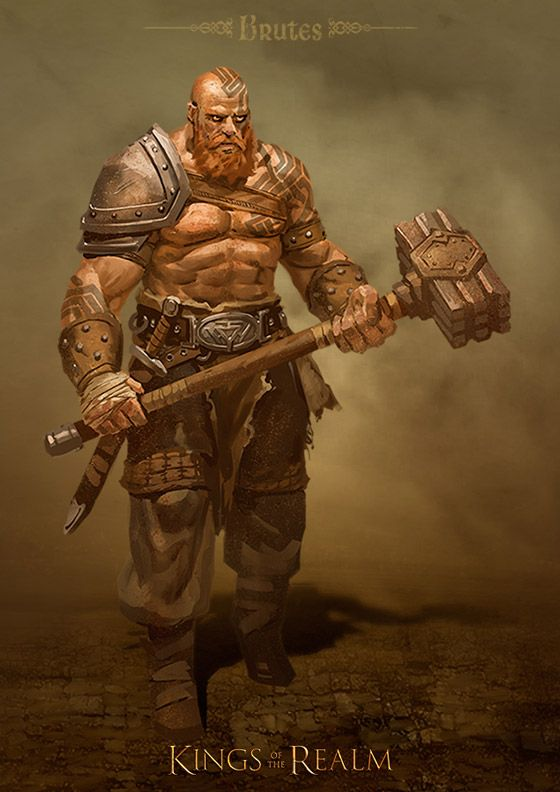 Portrait_Brutes | Create your own roleplaying game books w/ RPG Bard: www.rpgbard.com | Pathfinder PFRPG Dungeons and Dragons ADND DND OGL d20 OSR OSRIC Warhammer 40000 40k Fantasy Roleplay WFRP Star Wars Exalted World of Darkness Dragon Age Iron Kingdoms Fate Core System Savage Worlds Shadowrun Dungeon Crawl Classics DCC Call of Cthulhu CoC Basic Role Playing BRP Traveller Battletech The One Ring TOR fantasy science fiction horror