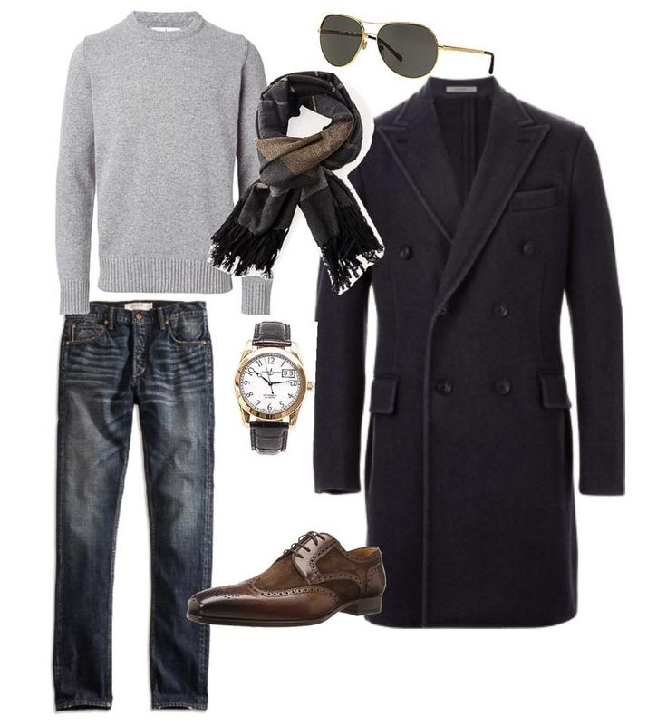 Cool and warm outfit for fall