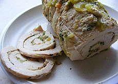Pierś z indyka gotowana na kanapki