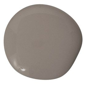 """Valspar City Chic CI 51 """"This taupe is effortlessly chic. It reminds me of a warm stone color, something you'd see on the walls at the Louvre. Mixed with crisp Parisian black and ivory, it's truly a timeless combination. It would look especially stunning with gold or brass accents."""" —Erinn Valencich"""