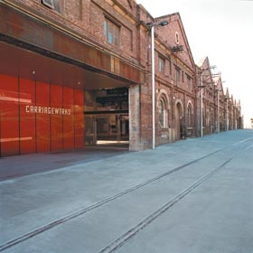 Carriageworks in Syndney