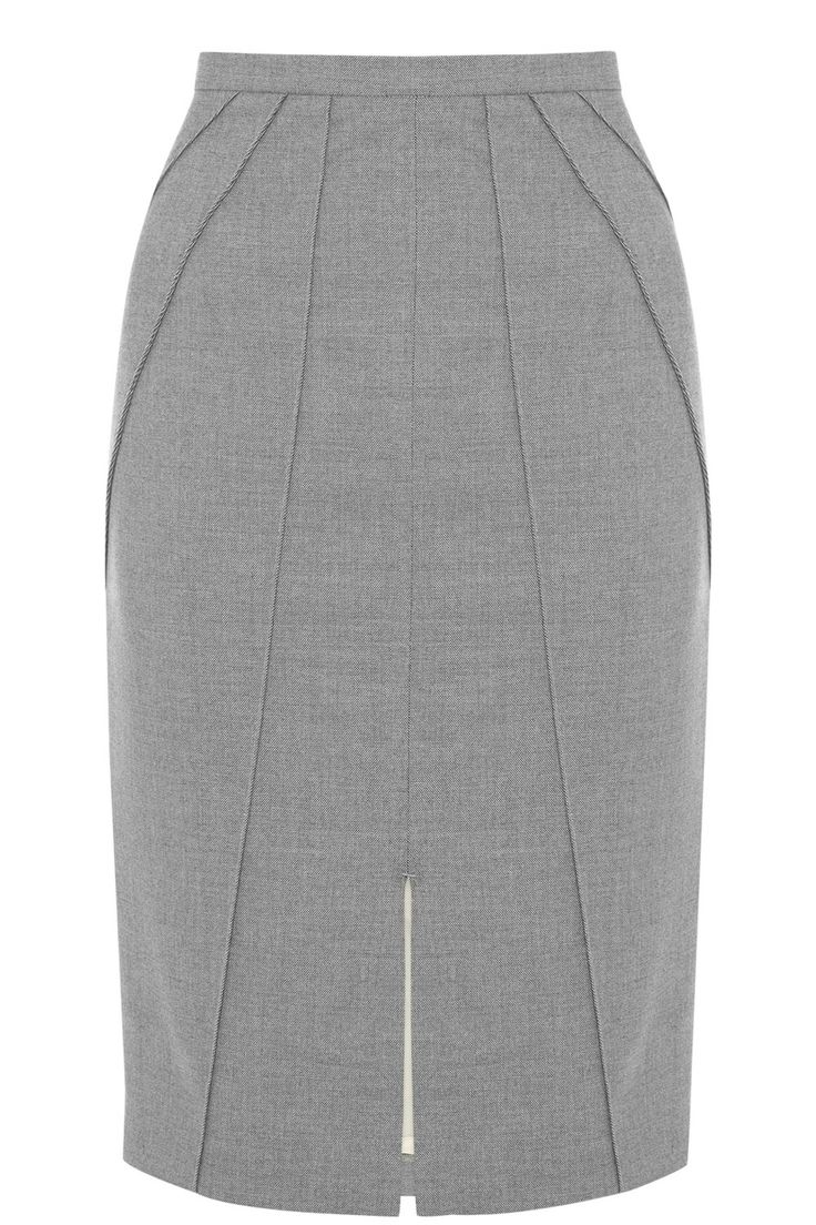 Sunray Skirt | Grey | Oasis Stores