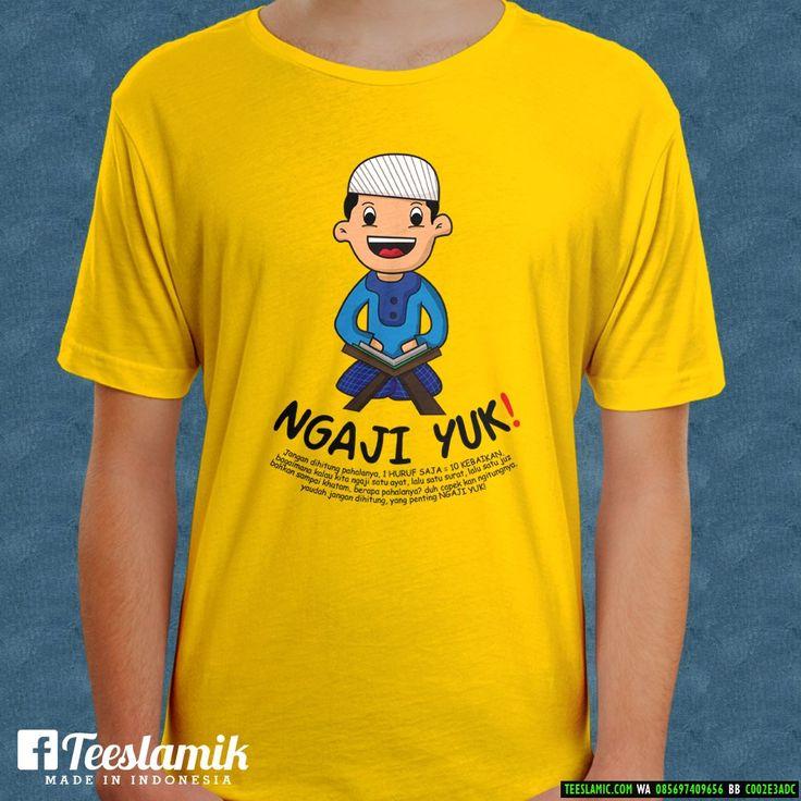 Ngaji Yuk! by Arif Wicaksono Sandi