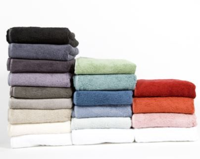 Enjoy the sumptuous feel of our bamboo bath towels against your skin and you'll never buy any others.  These plush bamboo towels by Baksana are beautifully made and of the highest quality.  A far superior brand of bamboo towels, they have a luxuriously thick 700gsm pile, as thick as premium cotton towels but much, much softer.