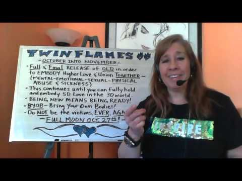 Twin Flames - Into Action, The Full Moon (& BYOB!) - YouTube
