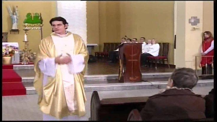 29/05/2014 - Homilia Pe Reginaldo Manzotti - Santuário Nossa Senhora do ...