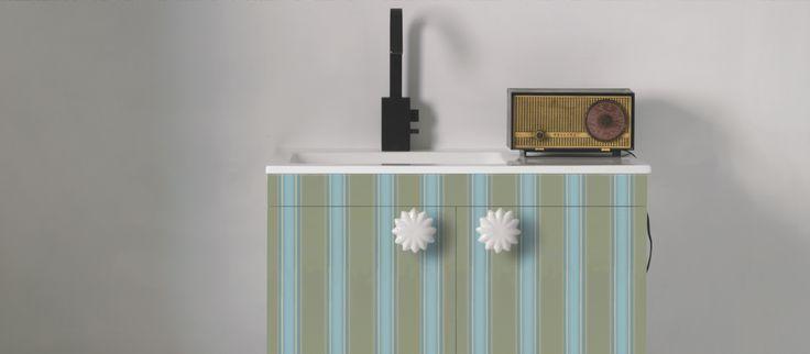 Nanco Più Vintage Striped design