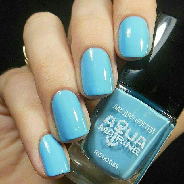 Голубого никогда не бывает много�� Особенно когда речь идёт о новой палитре лаков Аквамарин от Relouis. Кисточка просто прелесть!!! А цвета морские, свежие и летние. Стоит попробовать на ноготочках���� #nailart #nailpolish #instanails  #naildesign #nails #beauty #relouis #лаковмногонебывает  #лакоманьяк #лакоман #лакоголик #мирдолжензнатькакогоцветамоиногти #маниинста  #фотоногтей #дизайнногтей  #чистосвотч#belmarkavl#vdkbeauty#vdknails @belmarkavl…