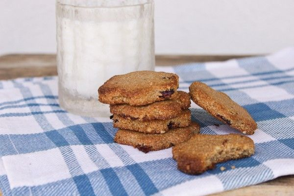 Buckwheat Cookies from bibberche.com