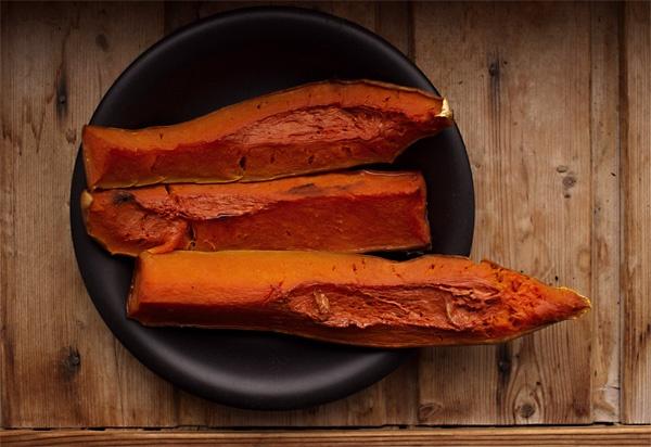 Stovebaked orangefish