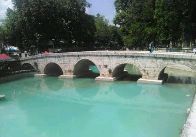 Bridge-Stone bridge-Meram köprüsü-Constructive: Unknown-Built year: Unknown-Meram-Konya