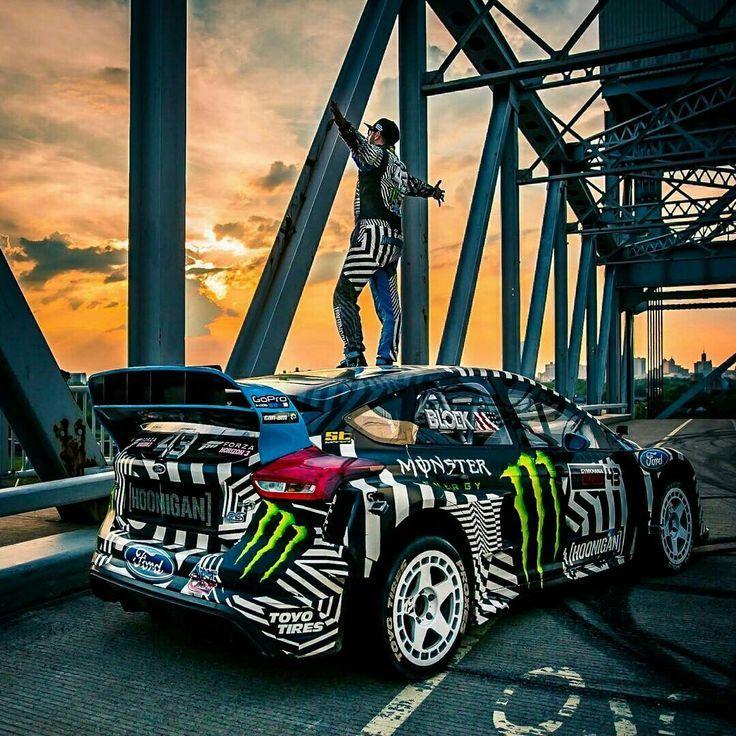 Ford Fiesta Hoonigan #fiesta #hoonigan | Super cars, Ken ...