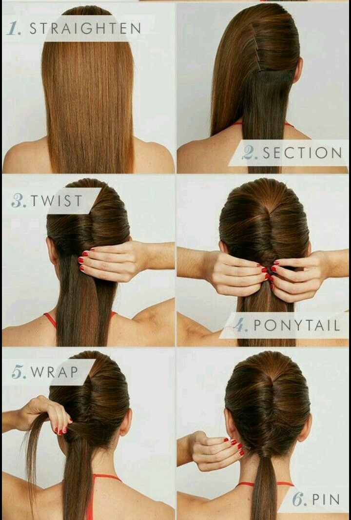 Style and Me: Simple hairstyles for elegant look