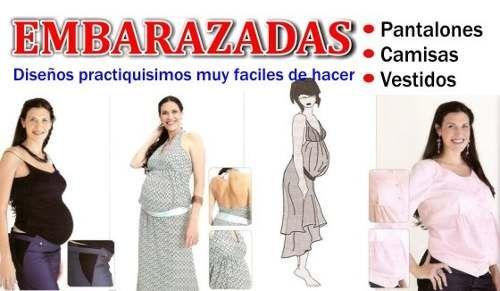 Patrones De Ropa Para Gorditas Embarazadas Tallas Grandes - BsF 70 ...