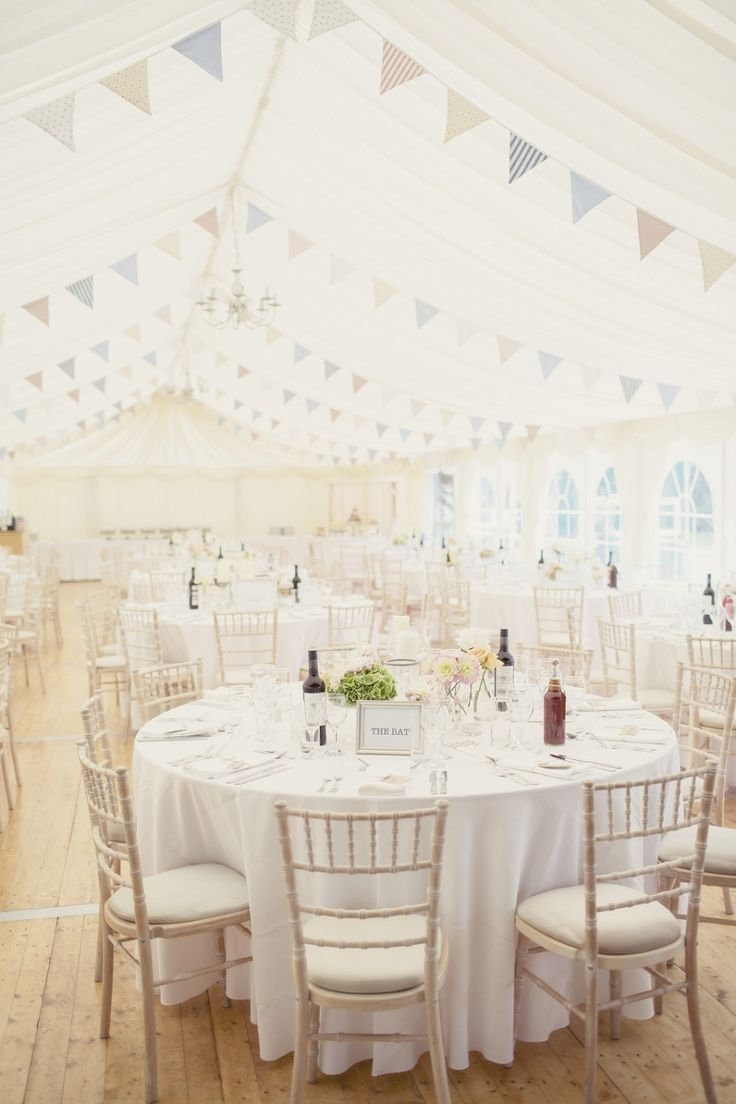 A pretty white tented reception space: http://www.stylemepretty.com/2015/08/15/reception-spaces-that-will-wow-your-guests/