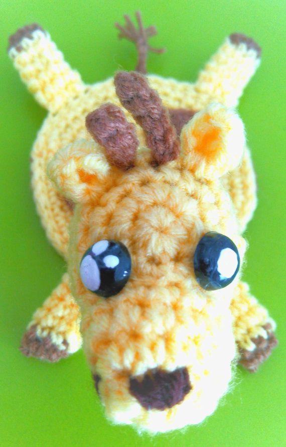 crochet coasters  Amigurumi coaster set  by TheGreenHouse222