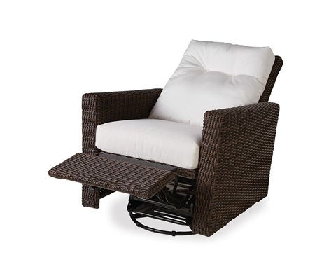 Swivel Glider Recliner Reclining Outdoor Chair Glider