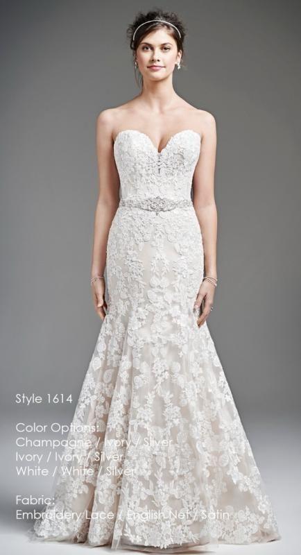 Igen Szalon Kenneth Winston wedding dress- 1614 #igenszalon #wedding #weddingdress #kennethwinston #eskuvo #eskuvoiruha  #menyasszony #menyasszonyiruha #Budapest