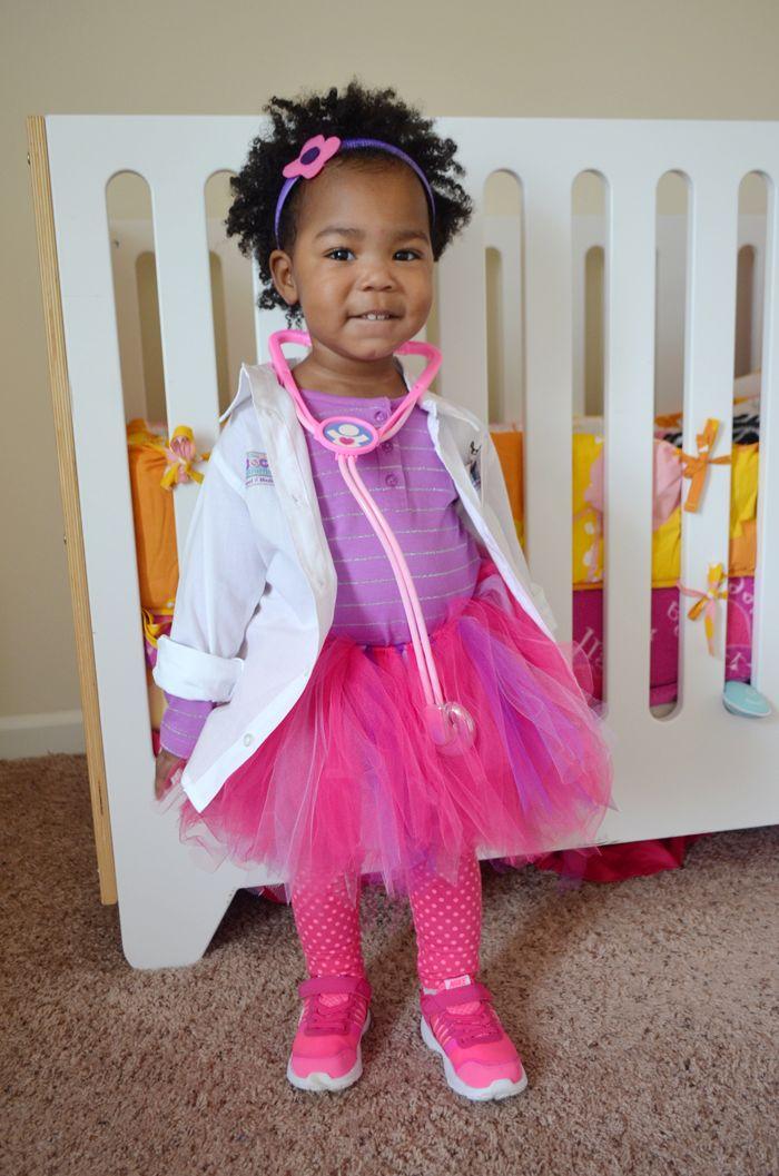 DIY Doc McStuffins Costume