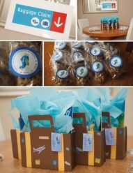62 best Airplane birthday party ideas images on Pinterest