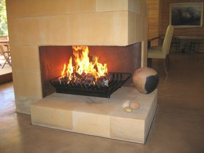 2 Sided Gas Fireplace Tc36 Town And Country Fireplace Barnhill