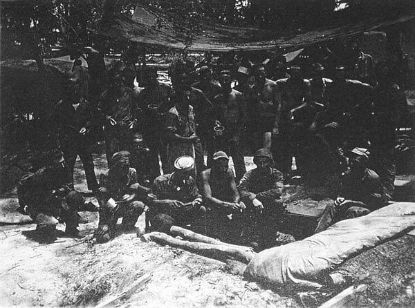 Battle of Saipan | Photos of the Battle of Saipan - 1944
