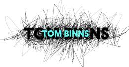 Tom Binns' blog header