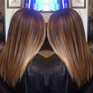 best 25 balayage on straight hair ideas on pinterest