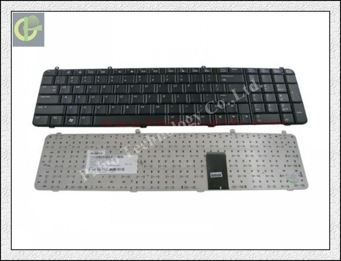 New Keyboard for HP Pavilion DV9000 DV9100 DV9200 DV9300 DV9400 DV9500 DV9600 DV9700 Black laptop keyboard US version #Affiliate