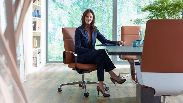 Klöber - Ihr Spezialist für ergonomische und designorientierte Bürostühle und Bürositzmöbel. Konfigurieren Sie Ihren Stuhl jetzt online.