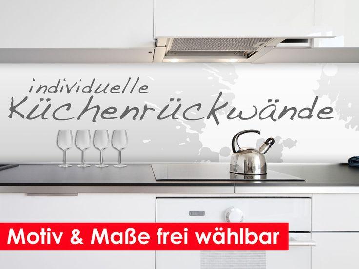375 best Küche images on Pinterest Kitchen ideas, Kitchen modern - spritzschutz küche folie
