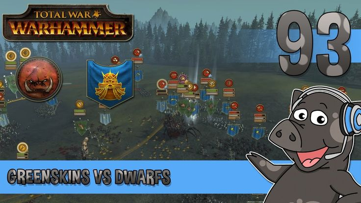 DOSE 'RE PURITY GRUDGES! - Total War: Warhammer - Multiplayer Ranked Bat...