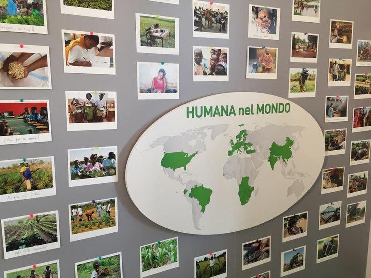 HUMANA nel mondo...  #abitiusati #secondhand #humana #humanaitalia #peopletopeople #reuse #reduce #recycle
