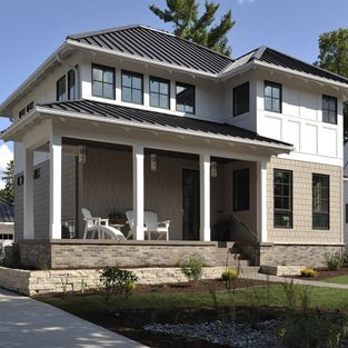Pyramid Hip Roof Design Ideas, Pictures, Remodel And Decor