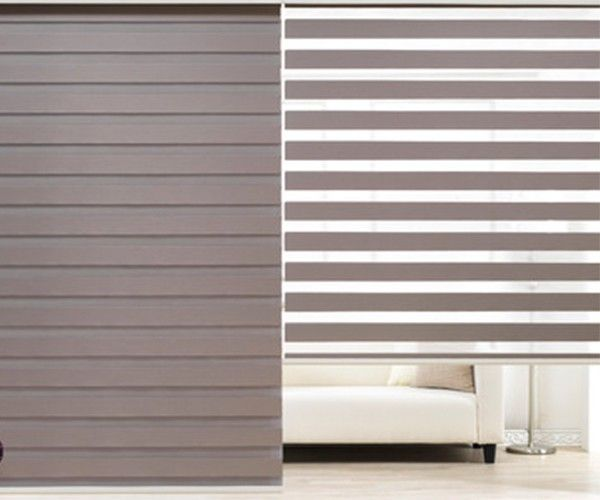 Awesome And Brilliant Zebra Sheer Shades For Your Windows