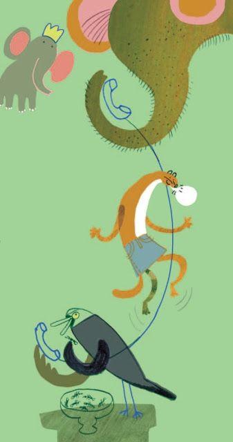 polska ilustracja dla dzieci: Zapowiedź - Wiersze dla niegrzecznych dzieci