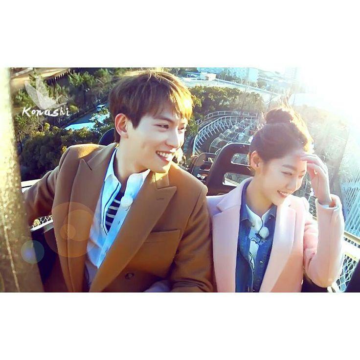 Jonghyun & Seungyeon ~ 02 Brown eyed couple