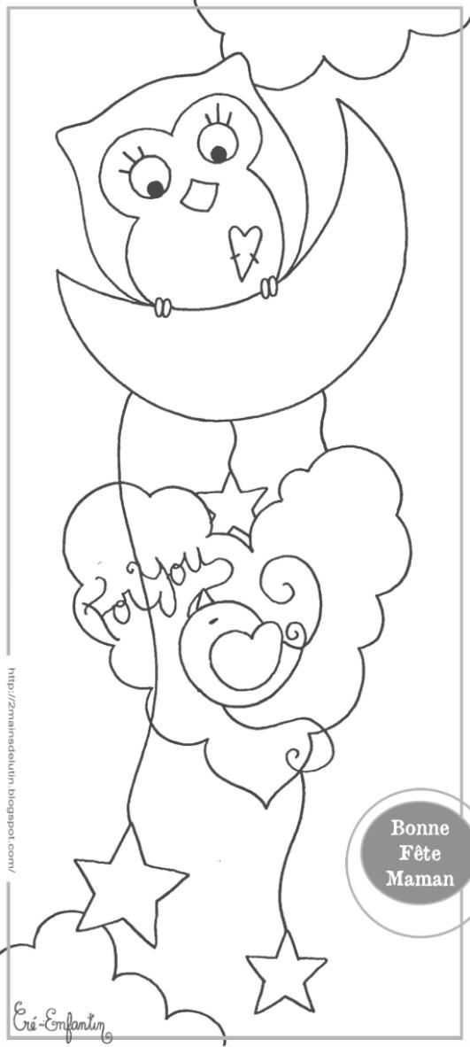2 Mains de Lutin: coloriage