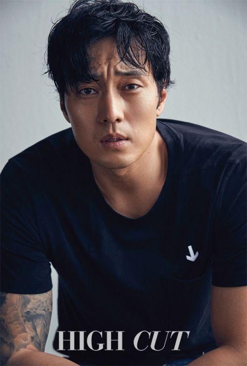 So Ji Sub for High Cut Korea Vol. 202. Photographed by Kim Yeong...