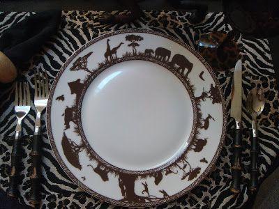 animal print dish & 201 best Dinnerware - Ceramic images on Pinterest | Dishwasher ...