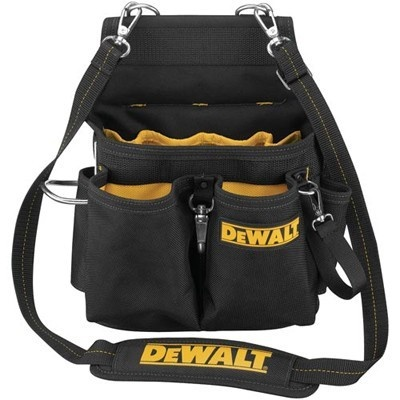 Tool Wiser - DeWalt DG5680 14-Pocket Professional Electricians Tool Pouch, $44.95 (http://www.tool-wiser.com/dewalt-dg5680-14-pocket-professional-electricians-tool-pouch/)