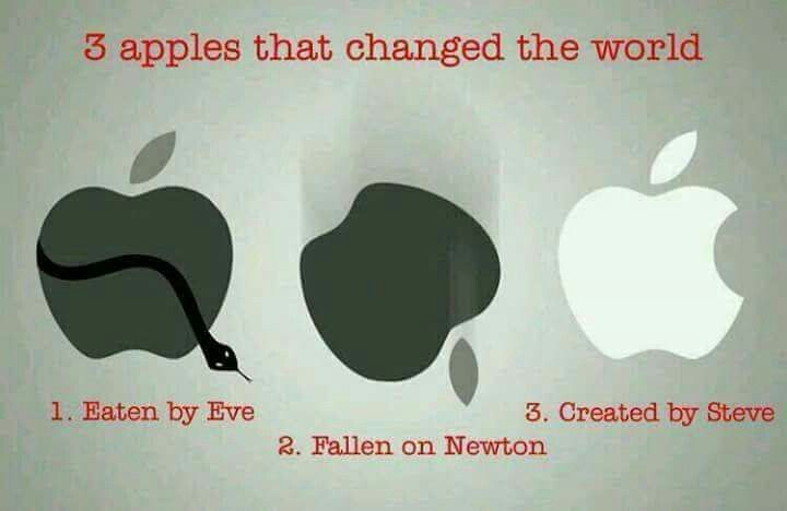 #apples save the #world