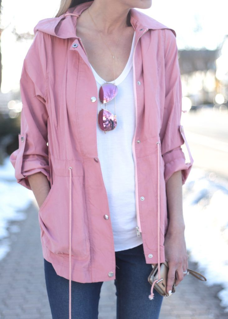 17 Best ideas about Pink Jacket on Pinterest | Office clothing ...