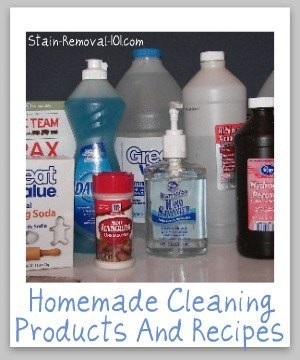 homemade cleaning products - Click image to find more Products Pinterest pins