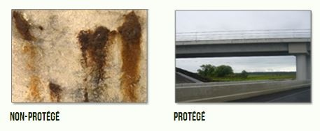 FACEAL HYDRO RF Le Faceal Hydro RF est un Traitement protecteur des bétons neufs contre l'eau, les chlorures, la carbonatation et la corrosion des armatures.