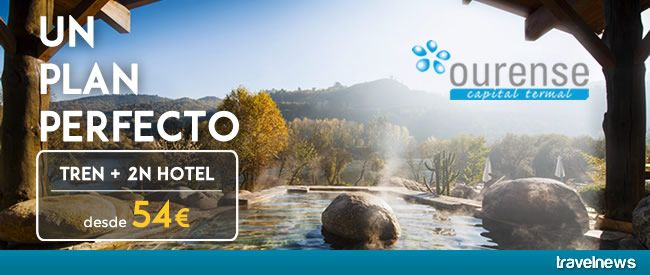 Ofertas en www.viajesviaverde.com: Ourense - Un plan perfecto