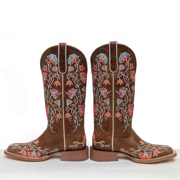 Ariat Carmelita Western Boots for Women