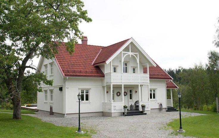 Aurdal vår bestselgende Hus, Herskaplig bolig i sveitserstil
